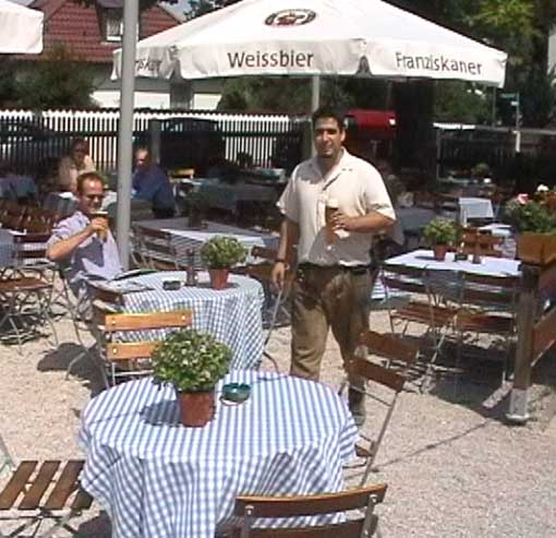 restaurants in bad wiessee